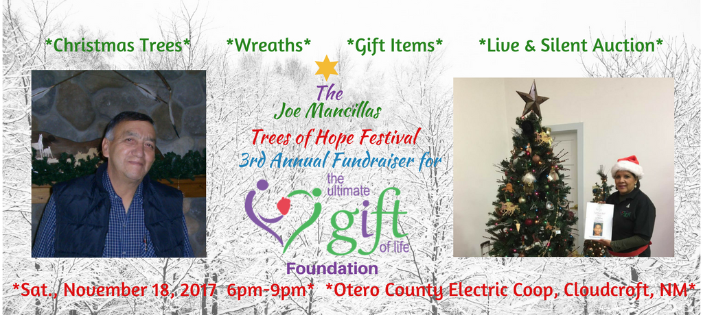 3rd Annual Joe Mancillas Trees of Hope Festival